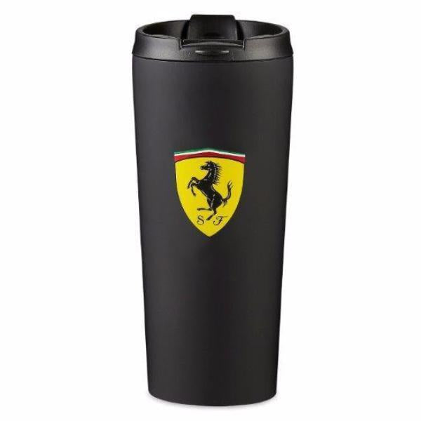 Scuderia Ferrari 2019 F1 Thermal Mug Black