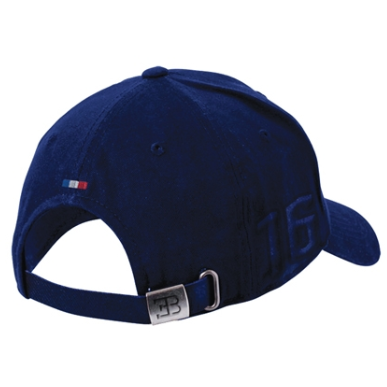 Bugatti Navy Blue Logo Baseball Hat
