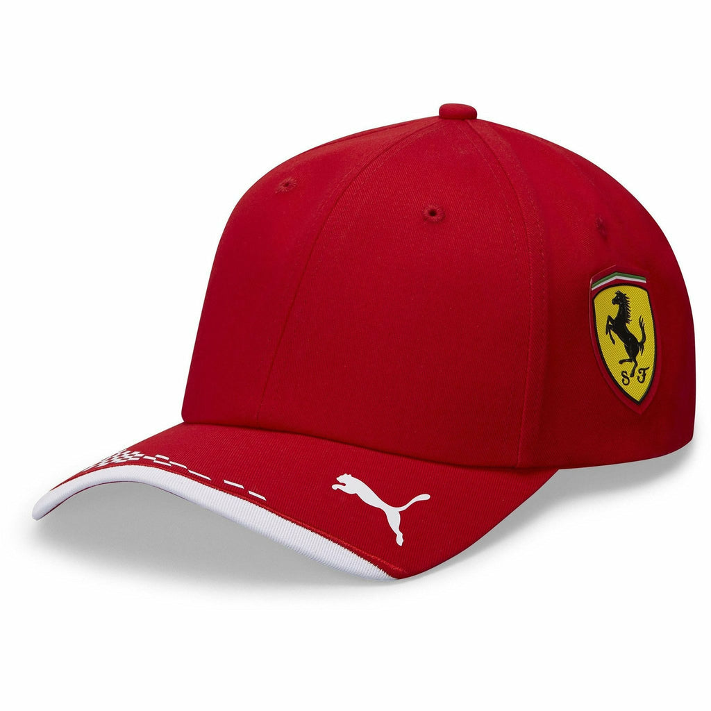 Scuderia Ferrari F1 2020 Kids Team Hat Red