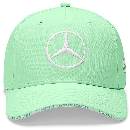 Mercedes Benz F1 Special Edition Lewis Hamilton KIDS 2019 Belgium SPA GP Hat