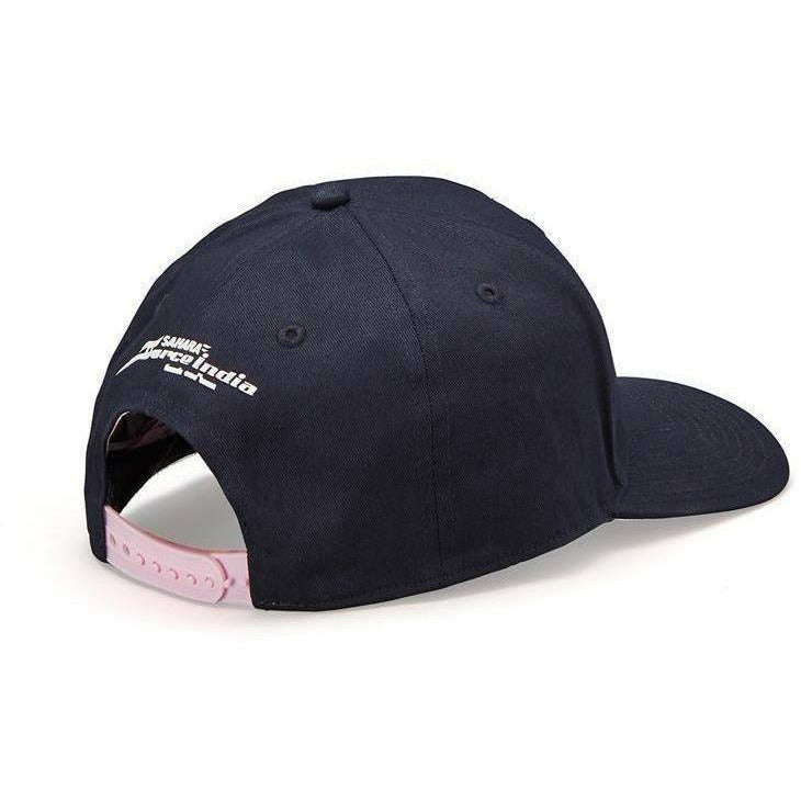 Sahara Force India Formula 1 Blue Team Hat