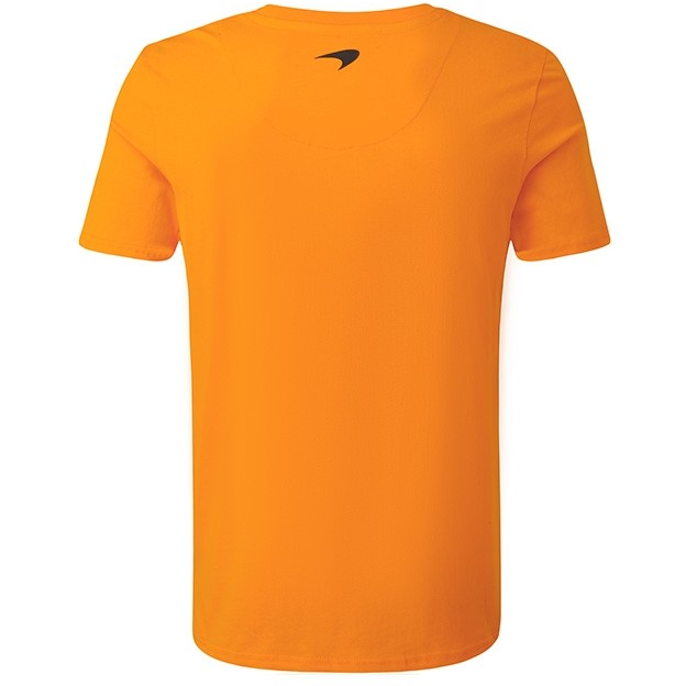 McLaren Essentials Papaya Logo T-Shirt