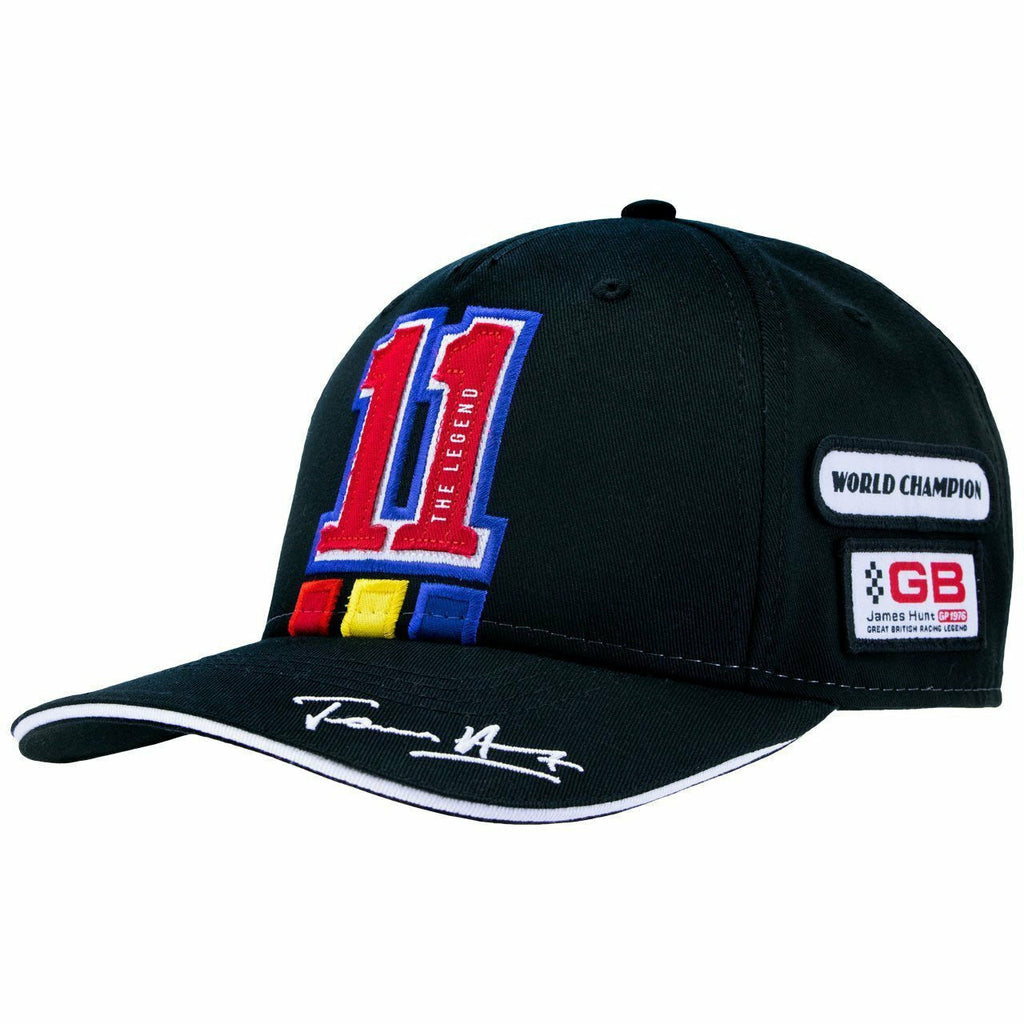 James Hunt Watkins Glen Hat