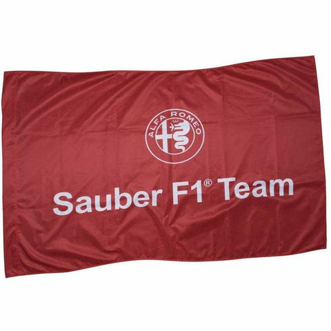 Alfa Romeo Sauber F1 Racing Team Red Flag