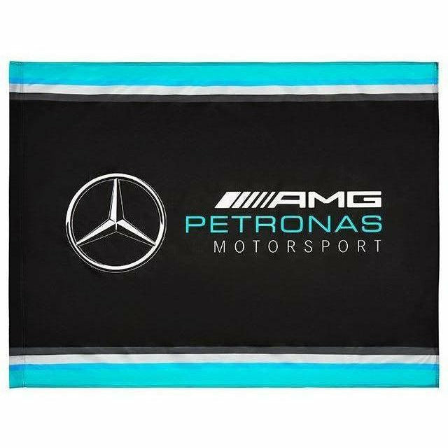 Mercedes-AMG Petronas Motorsport 2019 F1 Team Flag