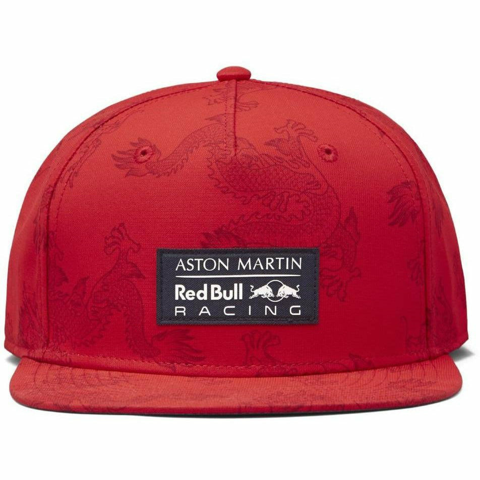Red bull Racing F1 2019 Special Edition China Grand Prix Hat Red