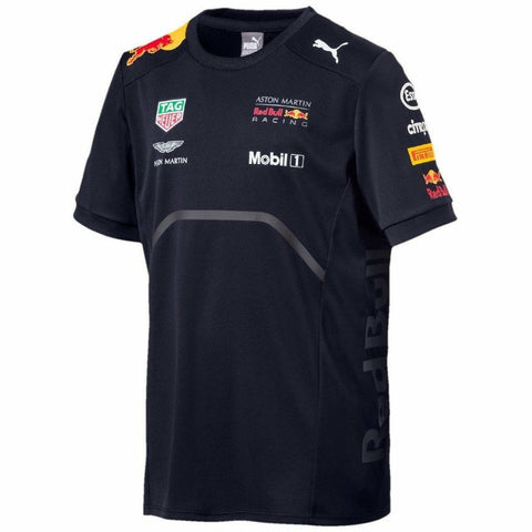 Red Bull Racing Formula 1 Aston Martin Kids 2018 Team T-Shirt