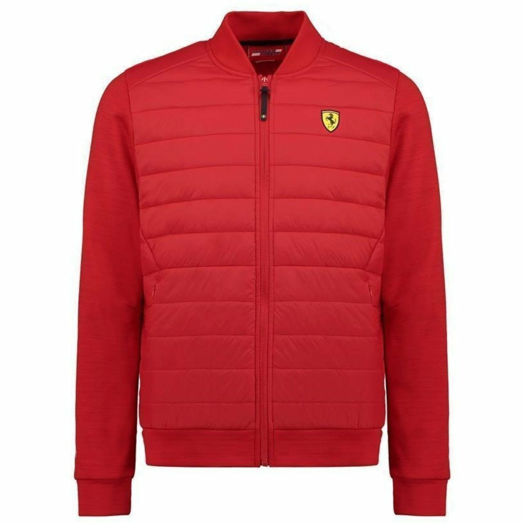 raincoats official red replica scuderia ferrari online store man jacket f hk en