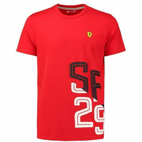 "Scuderia Ferrari Formula 1 Men's Authentic 2018 Red ""SF29"" T-Shirt"
