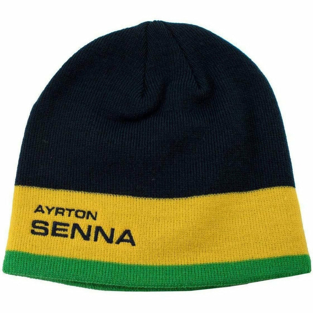 Ayrton Senna Authentic Racing Beanie