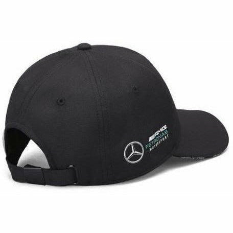Mercedes-AMG Petronas Motorsport 2019 F1 Team Cap Black