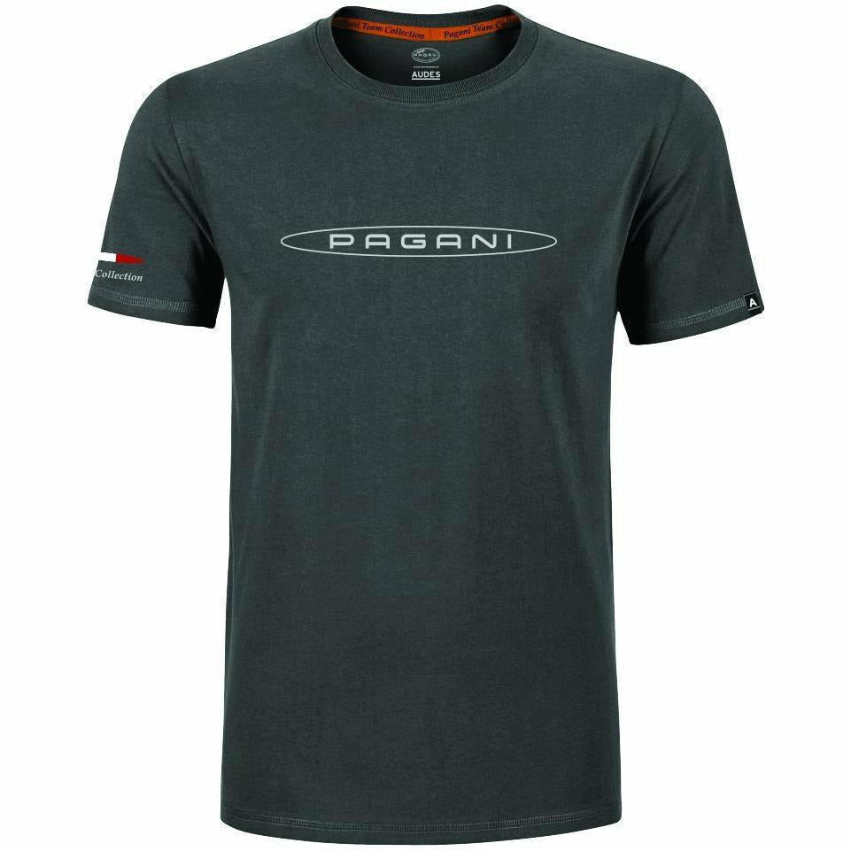 Pagani Automobili Men's T-Shirt Dark Grey