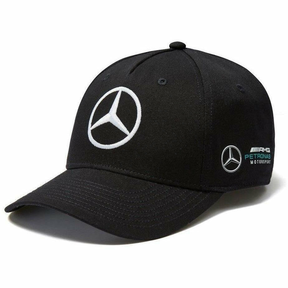 Mercedes Benz AMG Petronas F1 2018 Black Team Baseball Hat