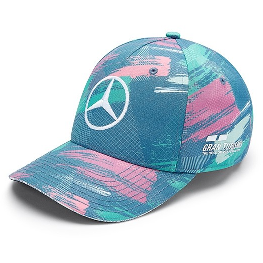 Mercedes Benz F1 Special Edition Lewis Hamilton 2019 KIDS Spain Barcelona GP Hat