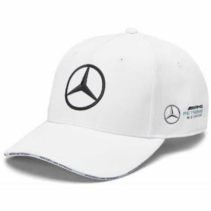 Mercedes-AMG Petronas Motorsport 2019 F1 Team Cap White