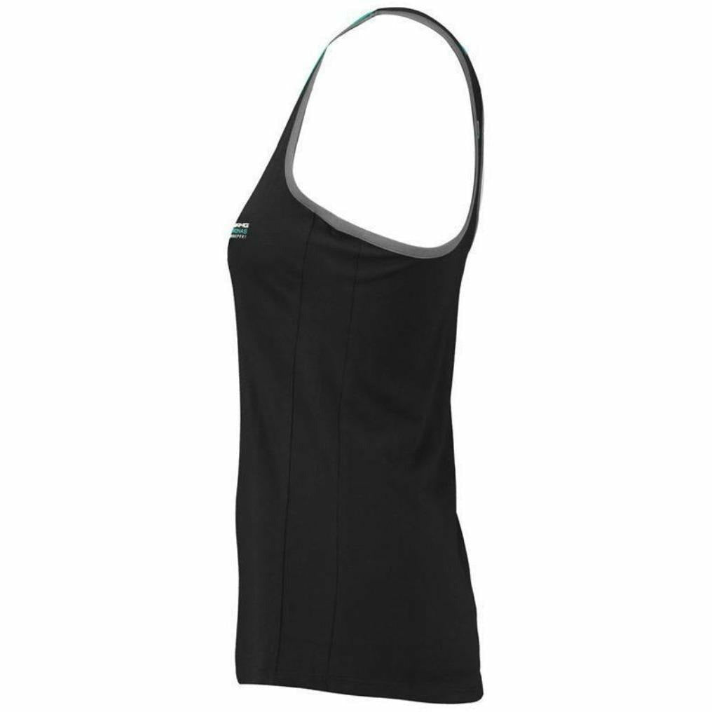 Mercedes AMG Petronas Formula 1 Women's 2018 Black Tank Top