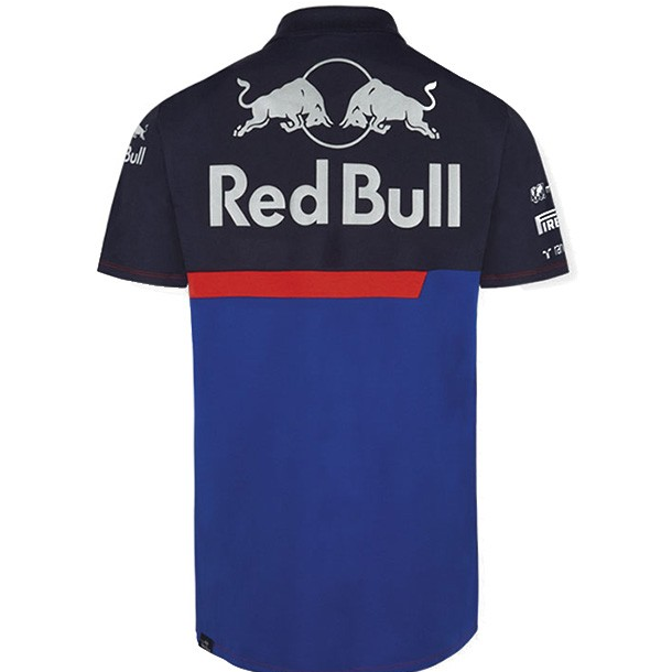 Scuderia Toro Rosso F1 2019 Men's Team Polo
