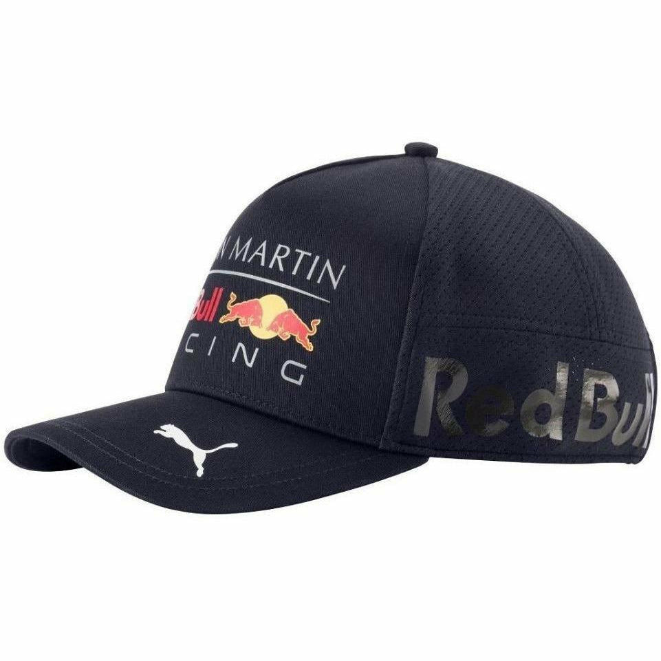 47a6ebdf36d Red Bull Formula 1 Racing 2018 Aston Martin Team Baseball Team Hat