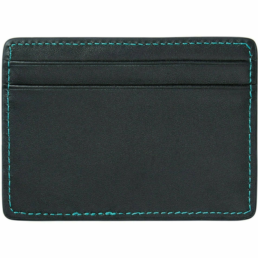 Mercedes Benz AMG Petronas F1 Credit Card Holder- Black