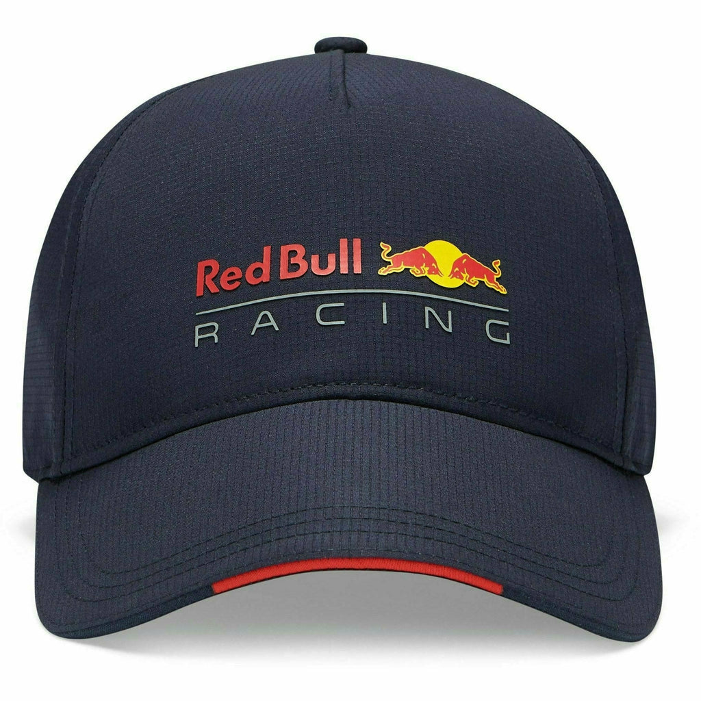 Red Bull Racing F1 Classic Hat - Navy/Orange/Dark Green