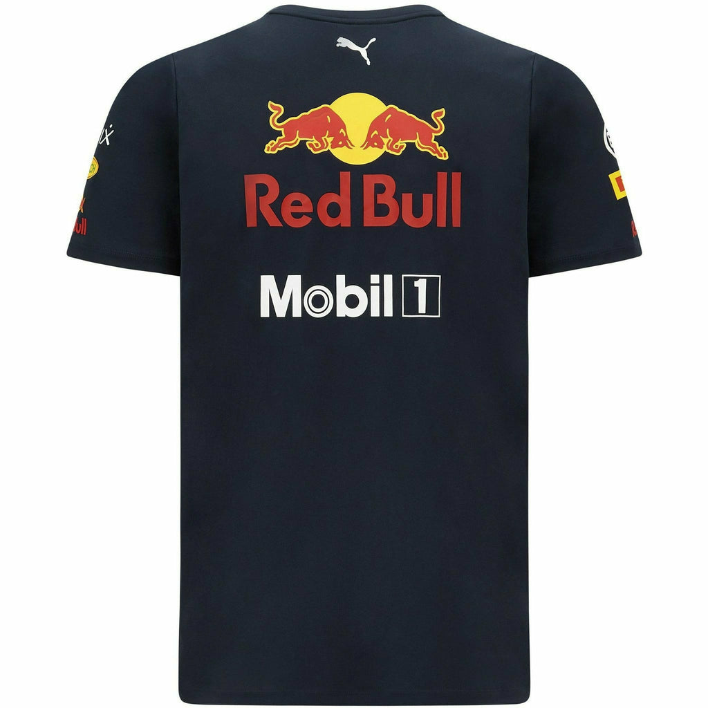 Red Bull Racing F1 Kids 2021 Team T-Shirt- Youth Navy