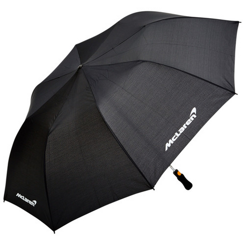 McLaren Team Black Compact Umbrella