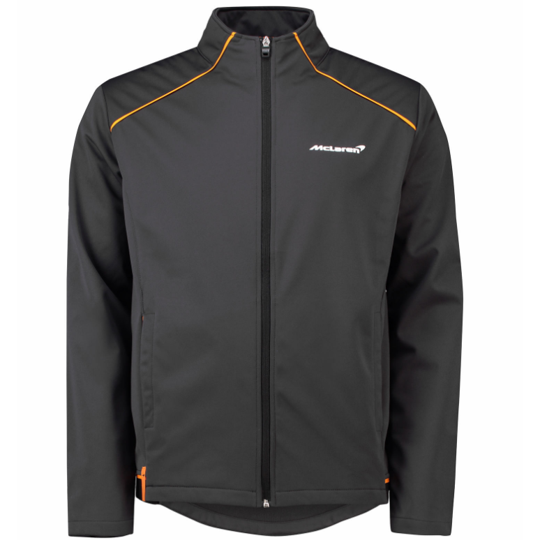 McLaren Renault Formula 1 Men's Essentials Soft Shell Jacket
