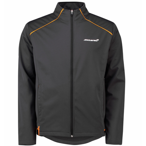 McLaren Renault Formula 1 Men's 2018 Essentials Soft Shell Jacket