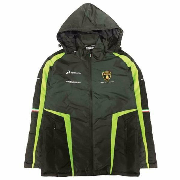 Lamborghini Squadra Corse 2019 Men's Winter Padded Jacket