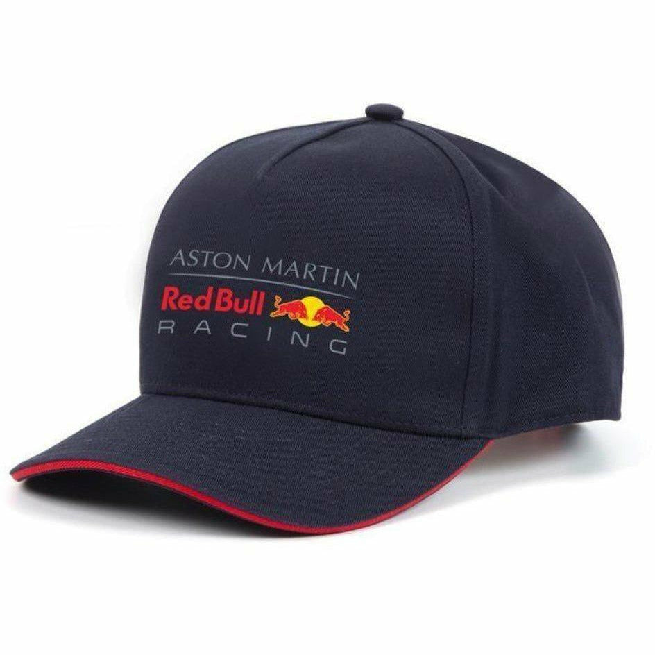Aston Martin Red Bull Racing Formula 1 2018 Classic Blue Cap