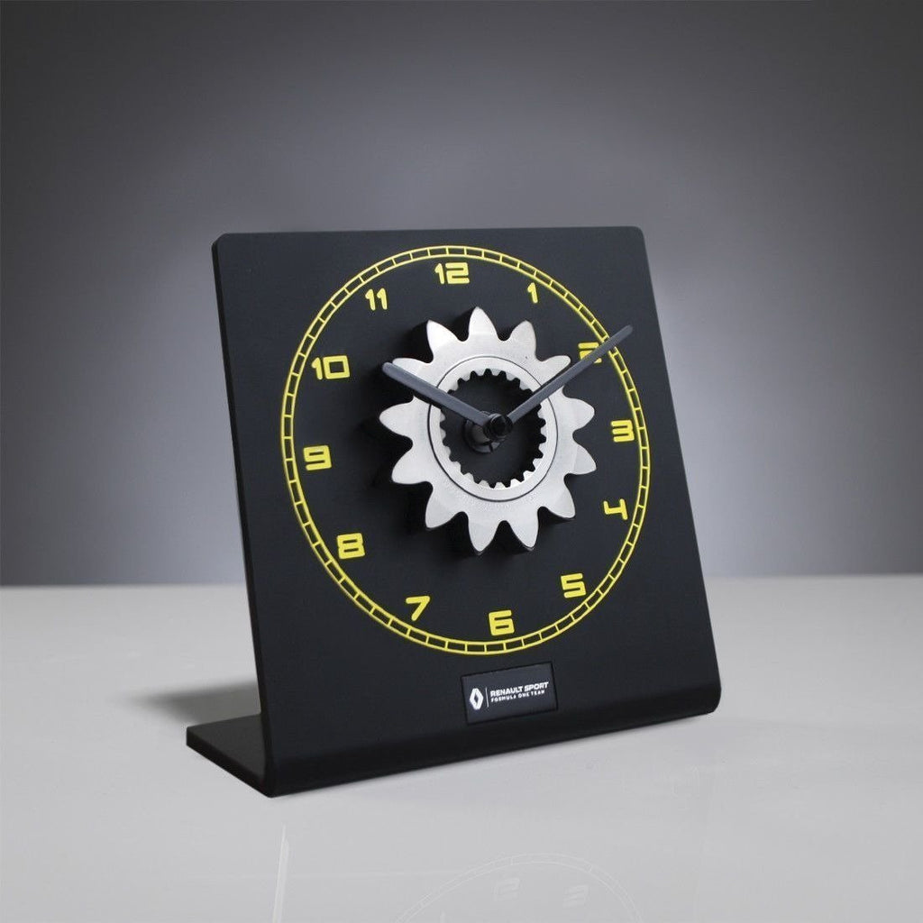 "Renault Sport ""Heritage Collection"" Gear Ratio Clock F1"