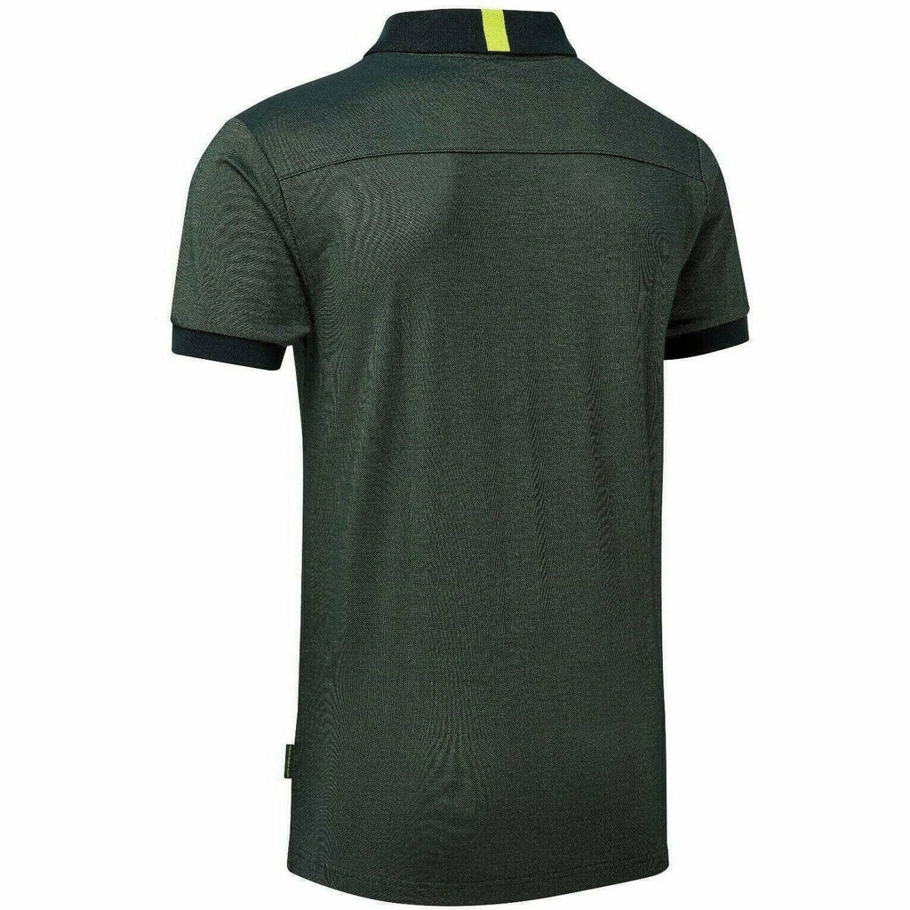 Aston Martin Racing Men's Travel Polo Shirt Green
