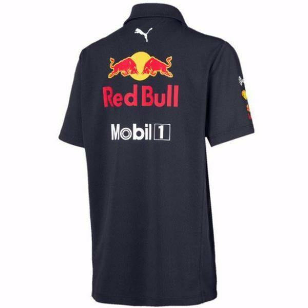 Red Bull Racing 2019 F1 Kid's Team Polo Shirt