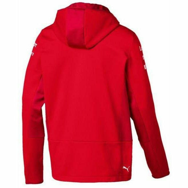Scuderia Ferrari 2019 F1 Team Tech Fleece Hoodie