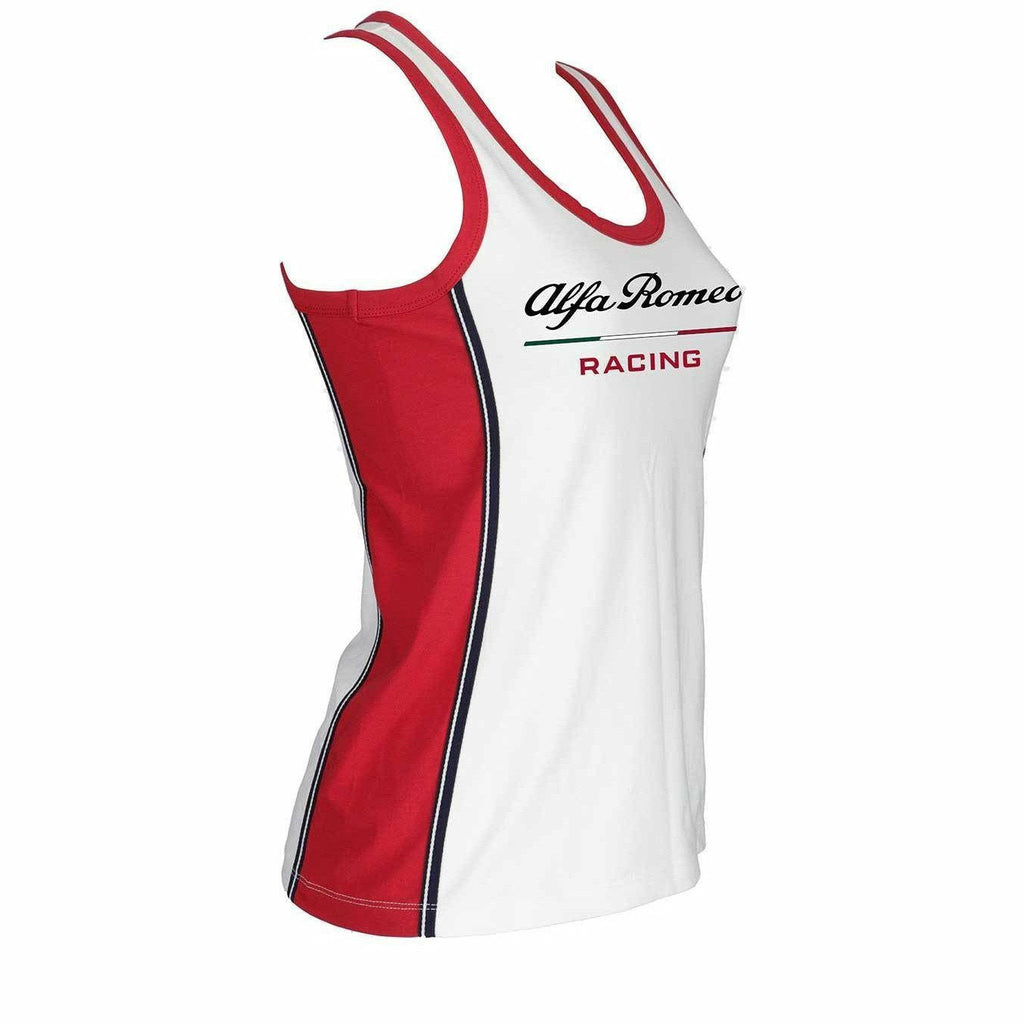 Alfa Romeo Racing F1 Women's Tank Top