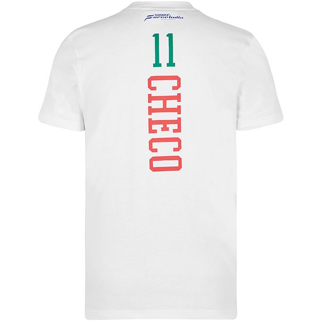 "Sahara Force India Formula 1 Authentic Men's 2018 Sergio ""Checo"" Perez T-Shirt"