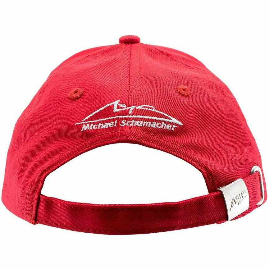 Michael Schumacher World Champion Kids Cap, Red