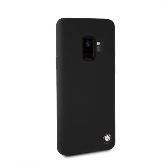 BMW BLACK SILICONE HARD CASE