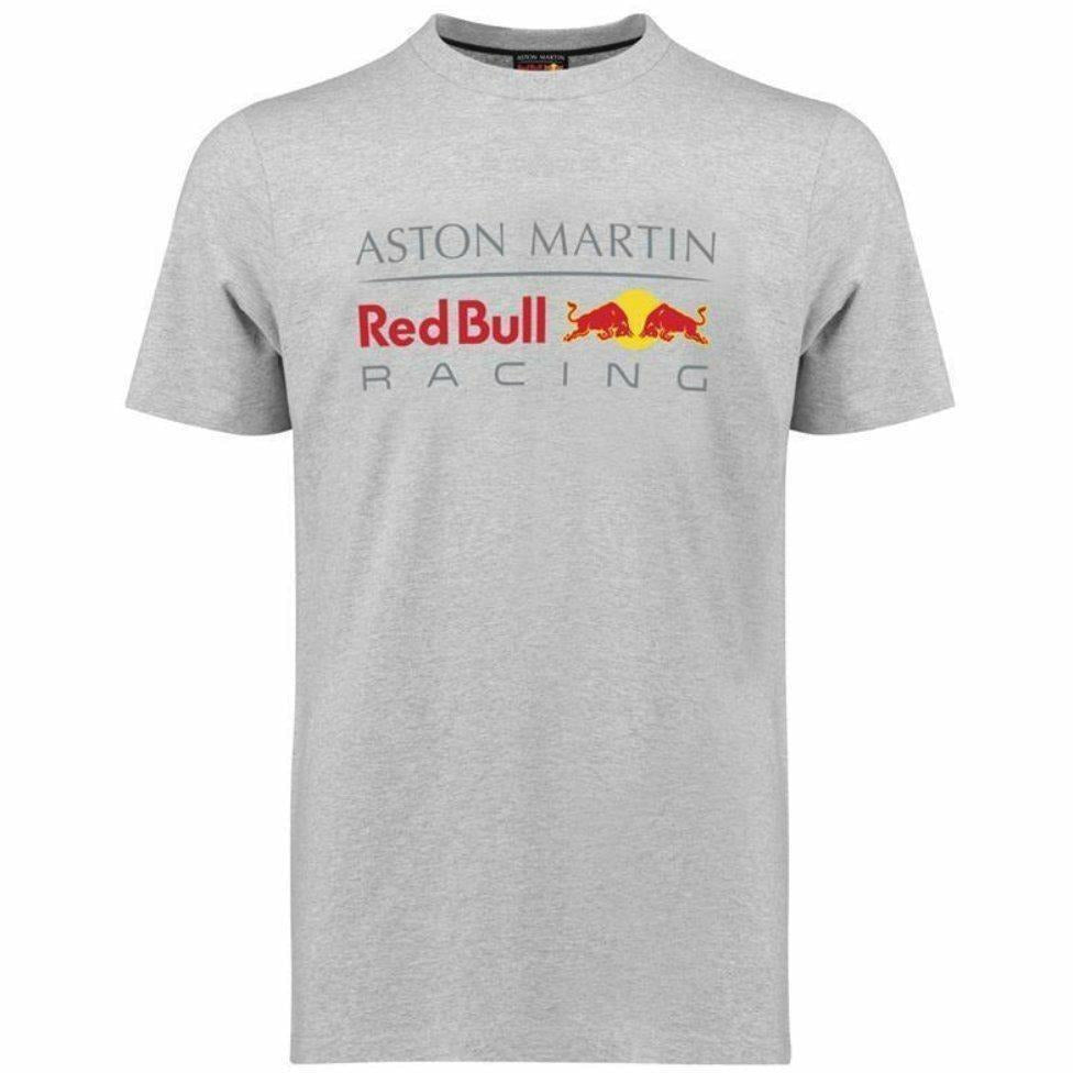 Red Bull Racing Formula 1 Men's Gray Authentic 2018 T-Shirt F1