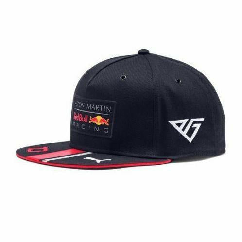 Red Bull Racing 2019 F1 Pierre Gasly Flat Brim Cap