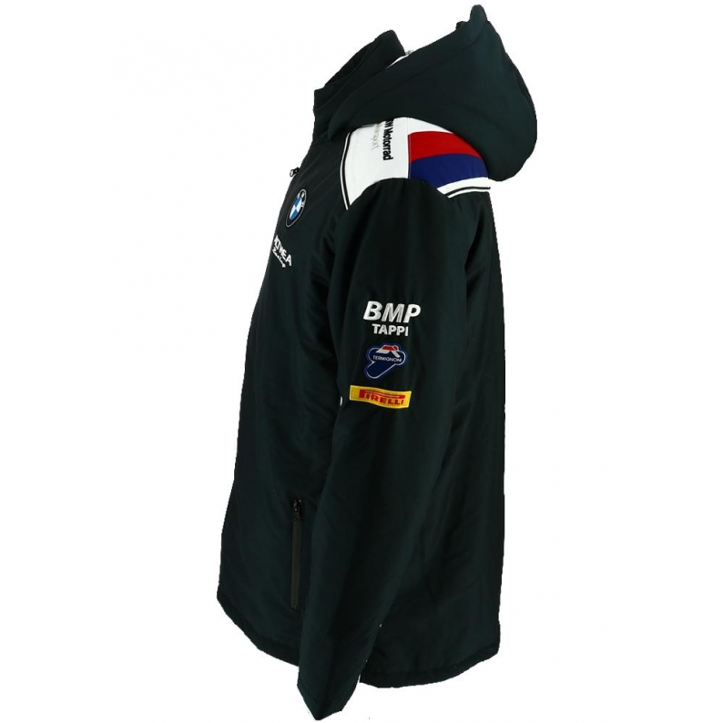 fe48e08cc BMW Motorsport Gulf Althea Racing Jacket