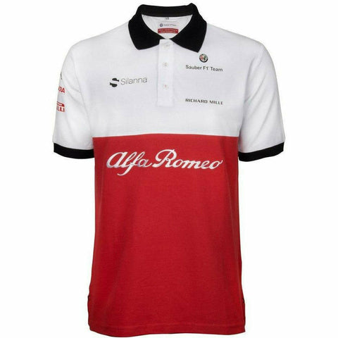 Alfa Romeo Sauber F1 Team Replica Polo