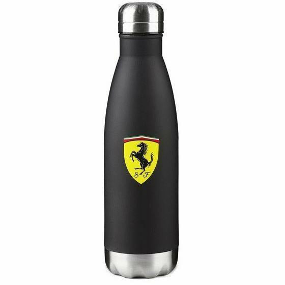 Scuderia Ferrari 2019 F1 Water Bottle Black