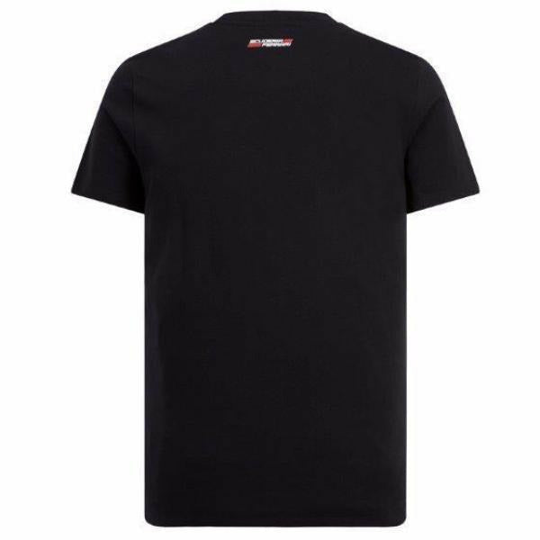 Scuderia Ferrari 2019 F1 Graphic T-Shirt Black