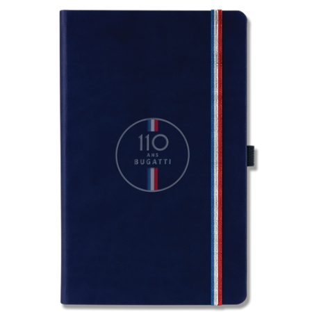 Bugatti Navy Blue Notebook