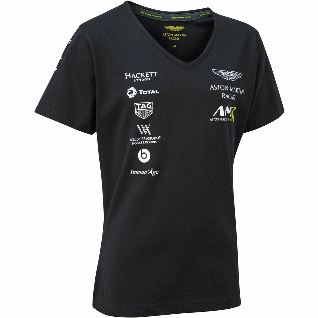 Aston Martin Racing 2019 Women's Team T-Shirt