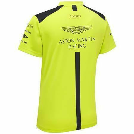 Aston Martin Racing 2020 Team Women's Polo Shirt Green