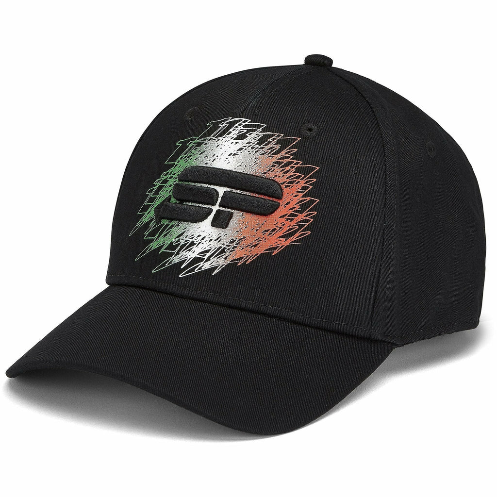 "Sahara Force India Formula 1 Black Sergio ""Checo"" Perez Logo Hat"