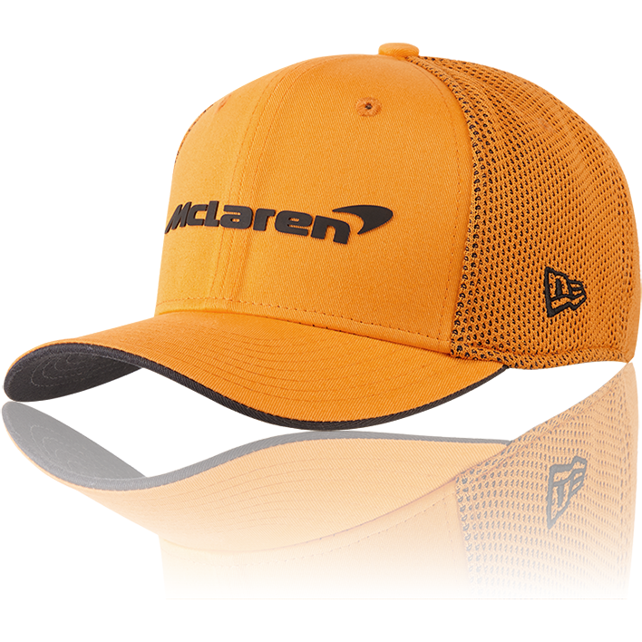 McLaren F1 2019 Lando Norris Kids Team Driver Hat Orange