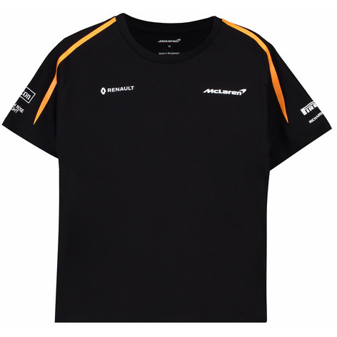 McLaren Renault Formula 1 2018 Kids Team Set-Up T-Shirt